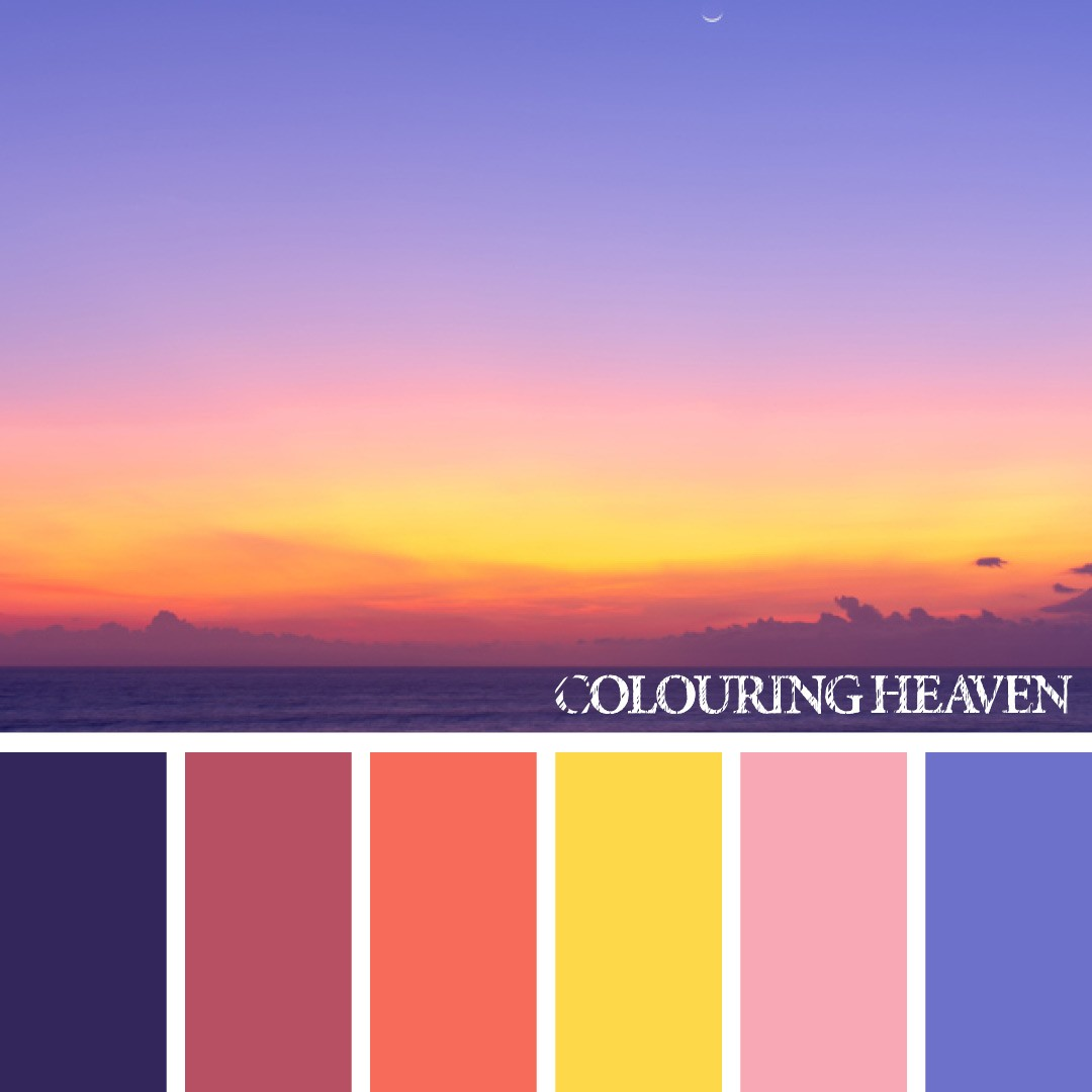 Colour palette challenges