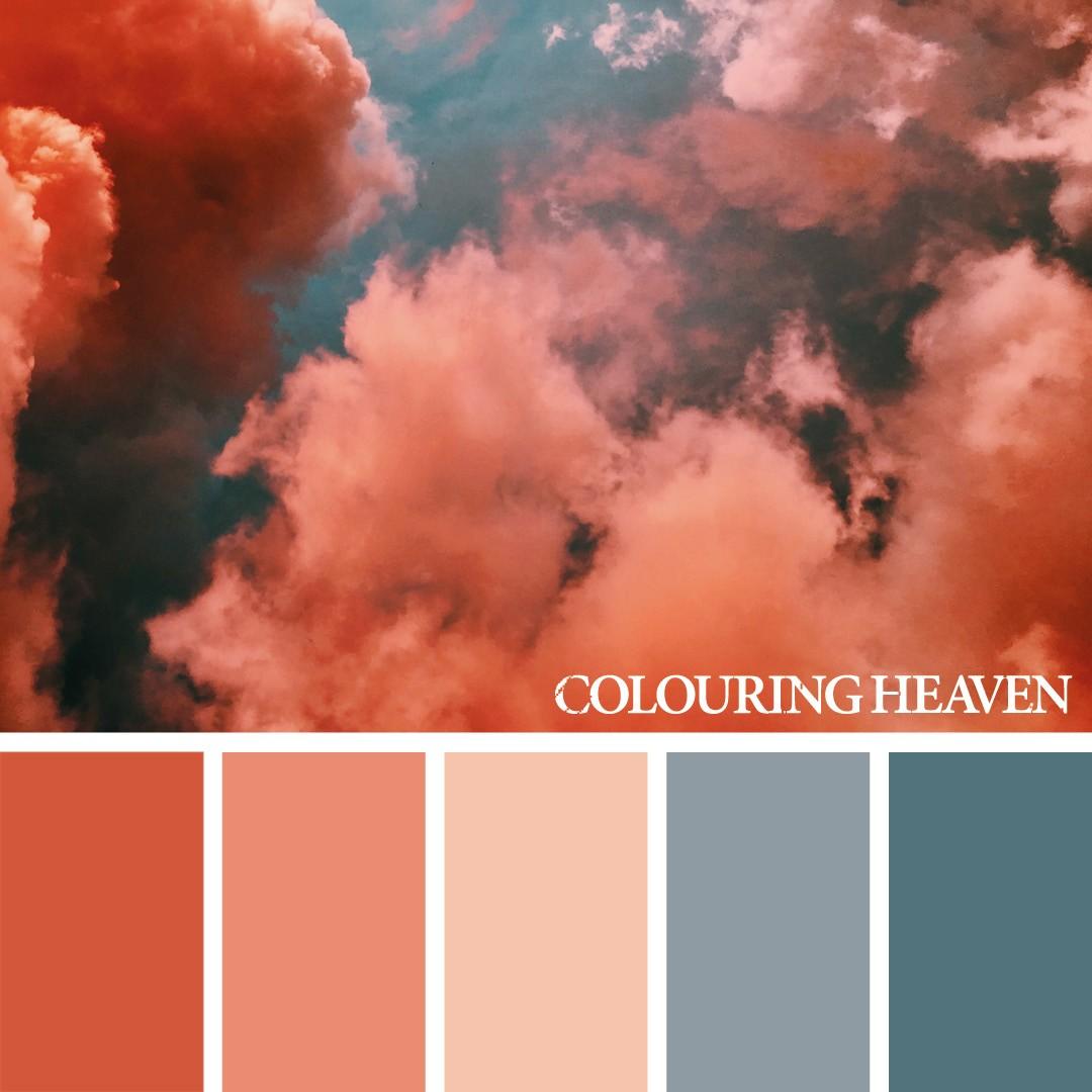 Colour palette challenges