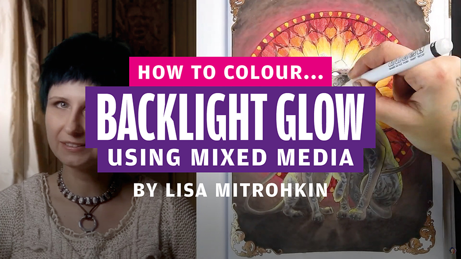 How to colour… backlight glow