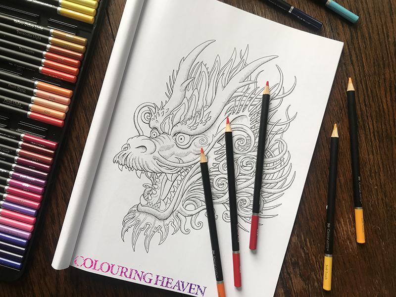 colour along design