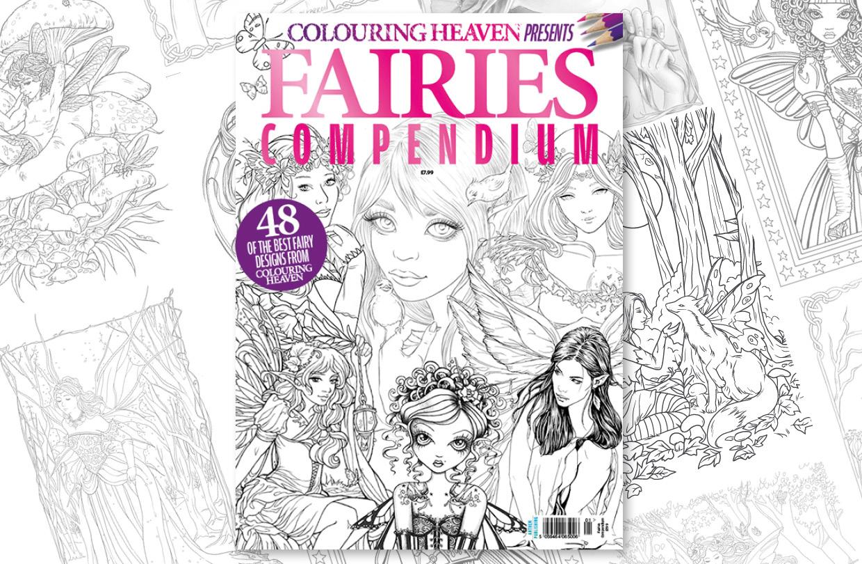 New Issue: Colouring Heaven Presents Fairies Compendium