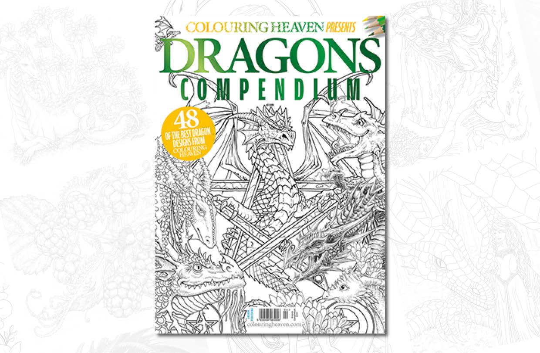 New Issue: Colouring Heaven Presents Dragon Compendium