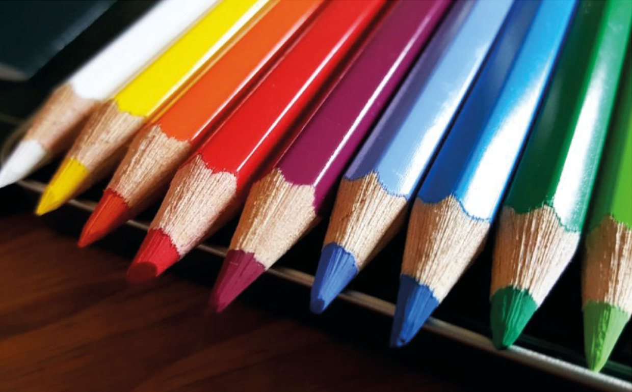 The Best Coloured Pencil Brands