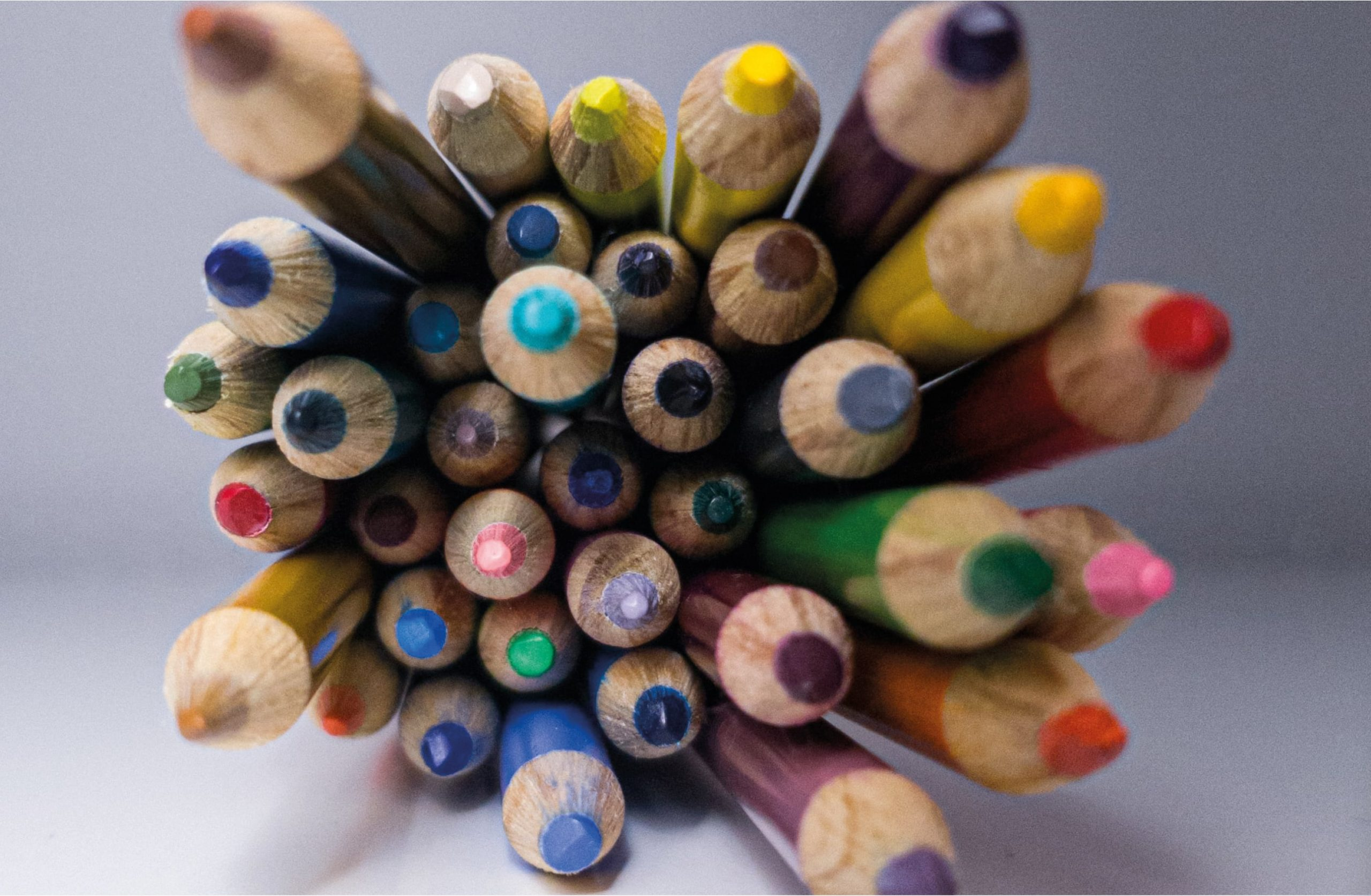 How to use Coloured Pencils