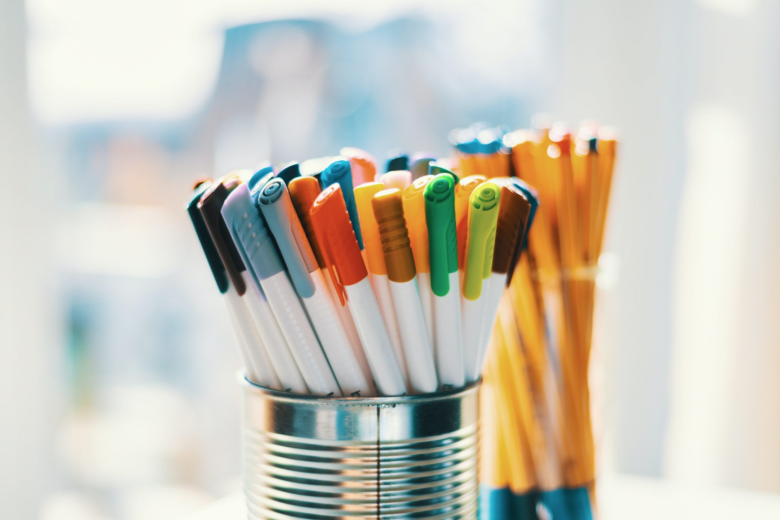 must have colouring supplies