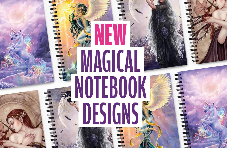 Selina Fenech reveals new range of notebooks!
